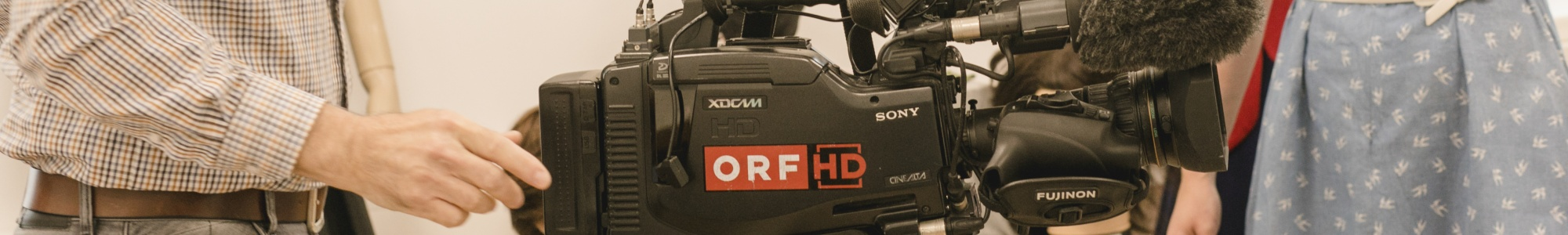 ORF NÖ Vorankündigung/ Mund-Nasen-Masken