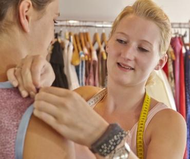 Das erste Erlebnis mit dem Kleidungsunikat:-